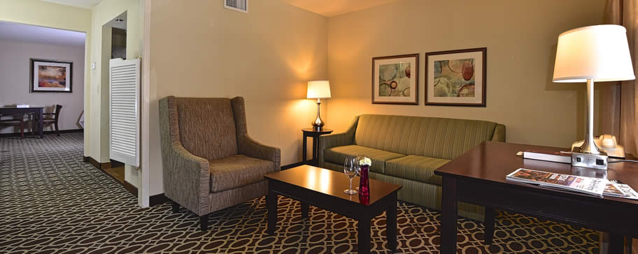 Amenities Best Western Sunday House Inn El Suites
