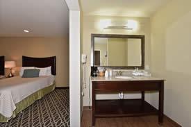 Amenities Sunday House Inn Suites Fredericksburg Texas